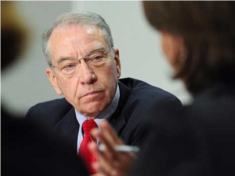 Chuck Grassley Demands DHS Provide Details on Release of Immigrant Murderers