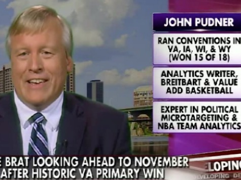 'Moneyball' Consultant John Pudner Predicted Dave Brat Vote Count