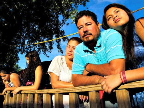 Catholic Charities Flooded with Young Illegal Latino Immigrants