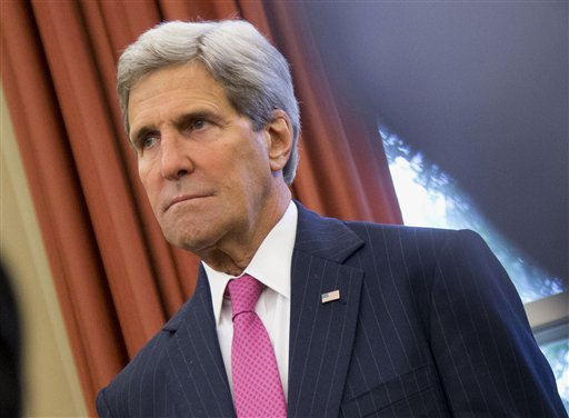 Kerry: US Open to Talks with Iran over Iraq
