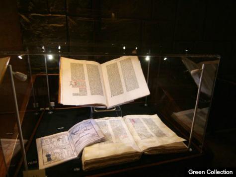 Hobby Lobby's Green Family Building Biblical Museum
