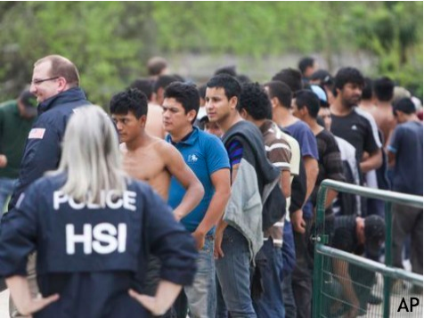 ICE Operation Rounds Up 163 Human Smugglers In May