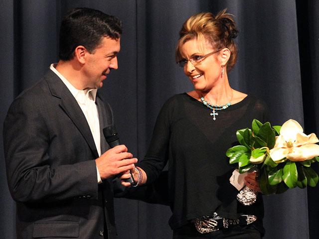 Sarah Palin: GOP Establishment Fighting Chris McDaniel Rather Than Obama