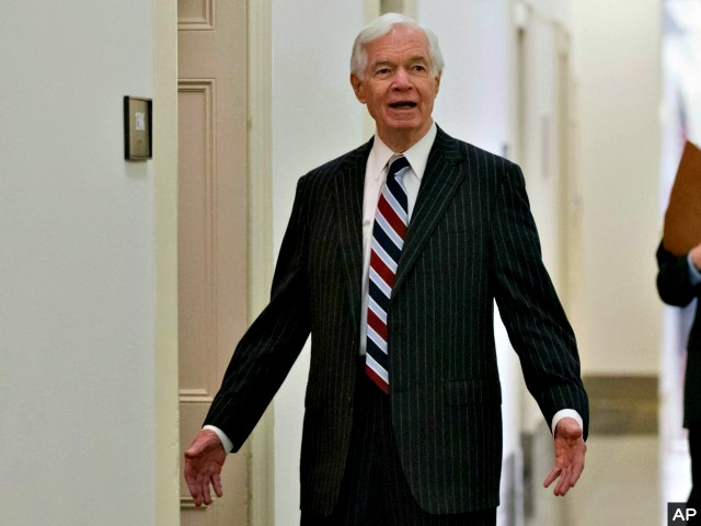 Thad Cochran: 'I Used To Be A Democrat'