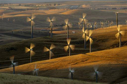 Obama Sued over Windfarm Eagle Deaths