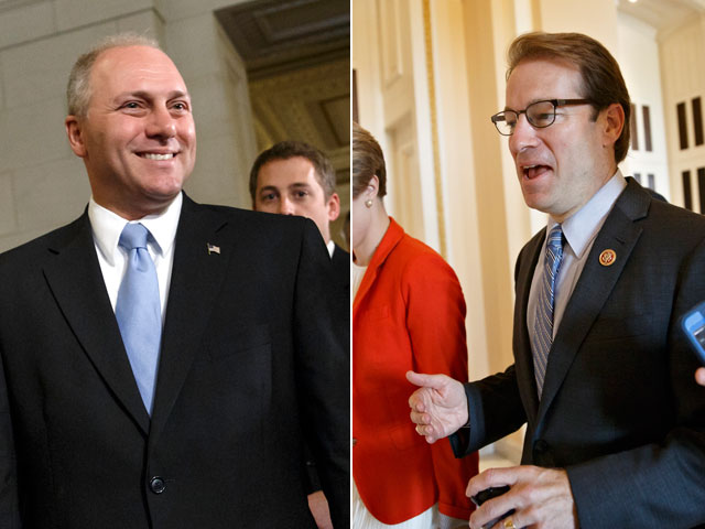 How Steve Scalise Smoked Peter Roskam In Whip Race