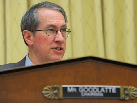 Goodlatte: 'Obama Fiddles While Our Borders Implode'
