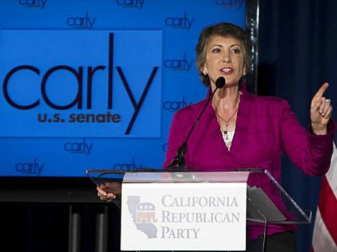 Carly Fiorina Goes Head-to-Head With Dems' 'War On Women' Attack With New PAC