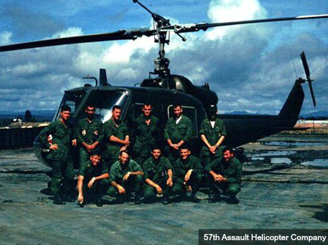 AR-15 Being Raffled to Raise Funds for Vietnam Vets from Assault Chopper Company