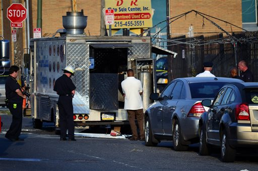 Police: 2 Critically Injured in Philly Food Truck Explosion