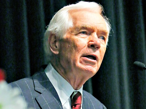 Thad Cochran's Campaign Hangs Up on Entire National Media