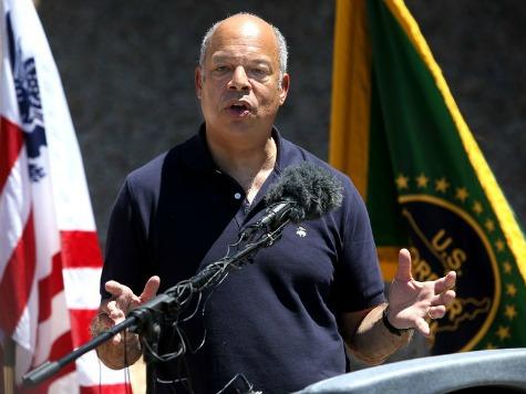 Homeland Security Sec: 'We Should Never Lose Hope' During Border Crisis