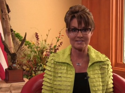 Sarah Palin: Tell Congress to Consider Impeaching 'Imperial President'