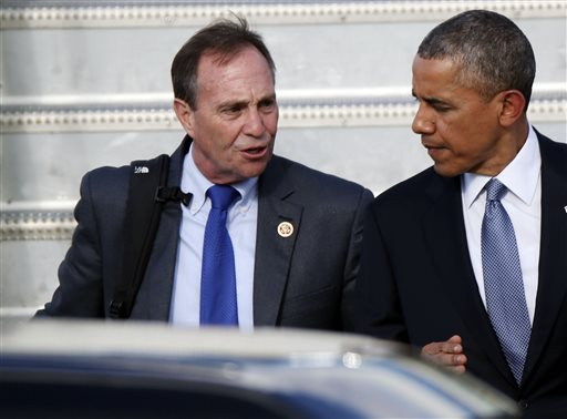 Udall Skipping Obama Fundraiser for His Campaign