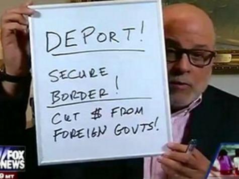 Mark Levin Unveils Three-Step Border Plan