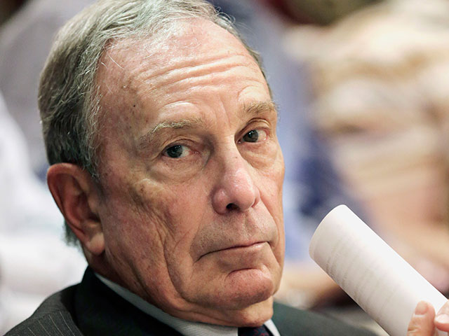 Bloomberg Disses Rural Colorado: 'I Don't Think There's Roads' in Colorado Springs or Pueblo