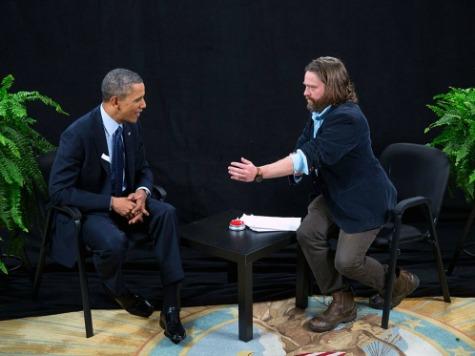Valerie Jarrett Praises Obama for 'Between Two Ferns' Emmy Nomination
