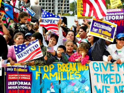 Immigration Activists to Congress: Don't Immediately Deport Illegals from Mexico