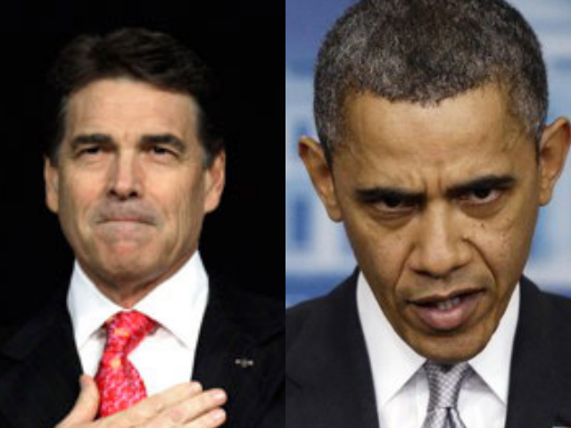 One Commander in Chief vs Another: Perry, Obama, and National Guard on the Border