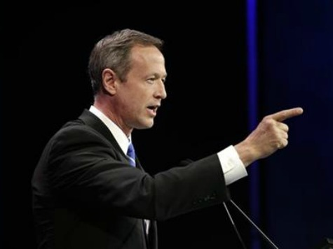 The Atlantic Touts Gov Martin O'Malley Weeks After Humbling Loss