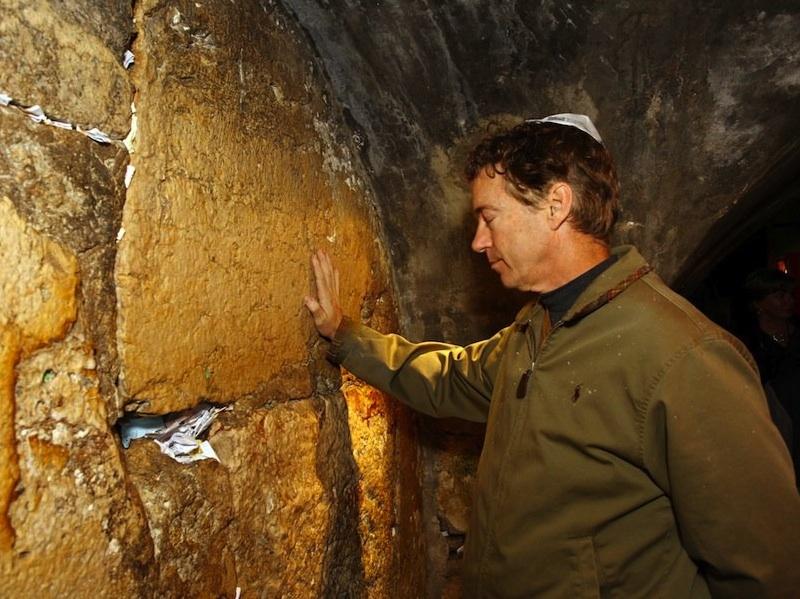 Rand Paul is the Big Political Winner in Israel-Hamas War