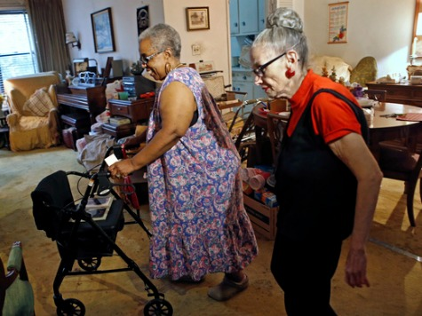 Seniors Using Roommate-Finding Agencies to Cut Costs