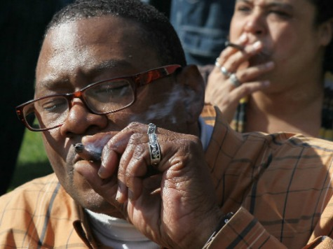 Seattle Police: African Americans Disproportionately Cited for Illegal Pot Use