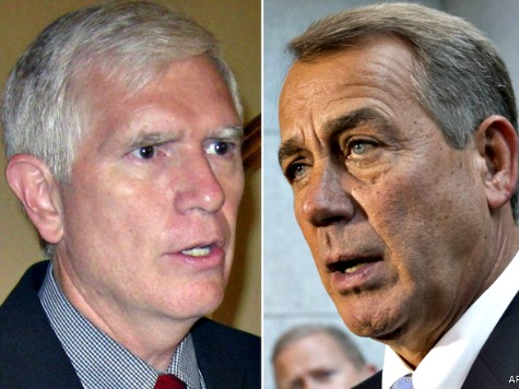 Key GOP Rep: the Fix Is in, Boehner Quiet on Obama Amnesty Threat for Campaign Ca$h