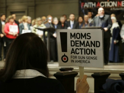 Moms Demand Action: 'Nearly 100 School Shootings' In Less Than Two Years