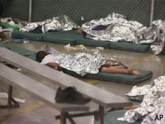 Dem. Rep: 'Not a Cost' if Illegal Children are Turned Over to Families in U.S.