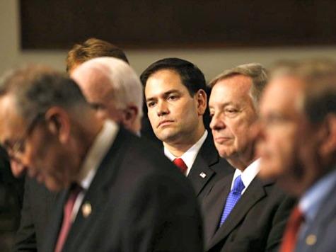 11 Senate Republicans Vote to Advance Debate on Democrat Border Bill
