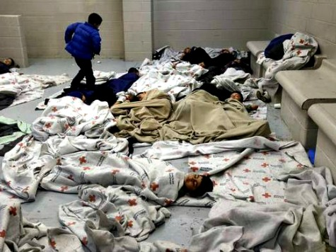 Homeland Security Report Confirms Diseases Spreading at Border Facilities