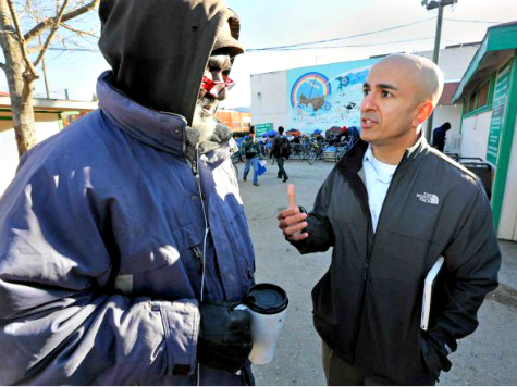 CA Candidate Neel Kashkari's Homeless Week Makes the Case Against Obama's Executive Amnesty