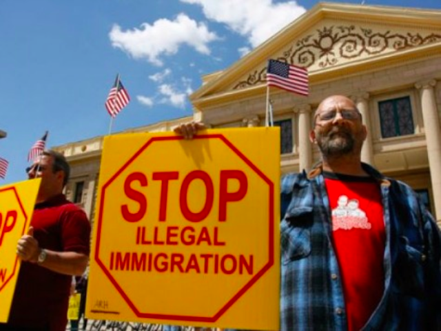 NumbersUSA Warns House GOP: A Vote for Border Bill Is 'A Vote for Continued Open Borders'
