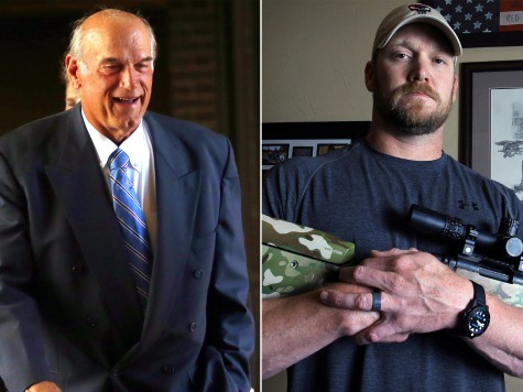 Sarah Palin Slams 'Jackass' Jesse Ventura for 'Shaking Down' Chris Kyle Widow