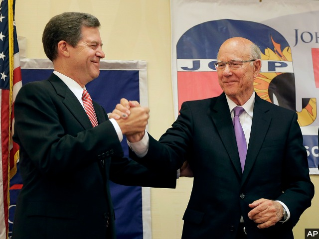 Kansas Senate Primary: Pat Roberts Holds Off Milton Wolf