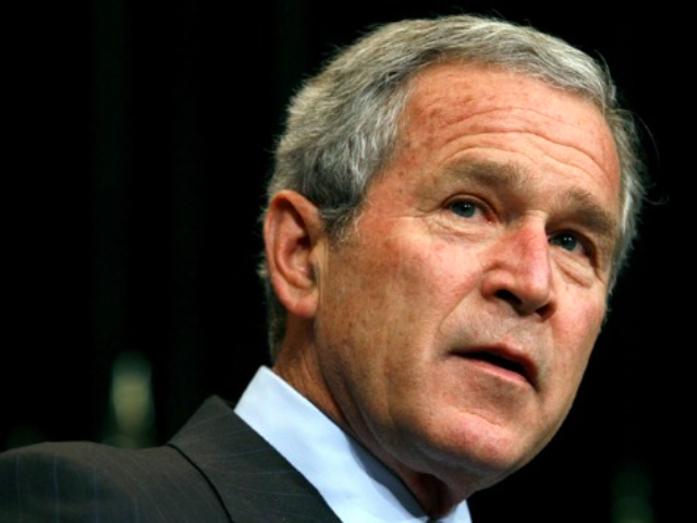 George Bush: 'Not Many Things That Convince Me to Come Back to Washington'