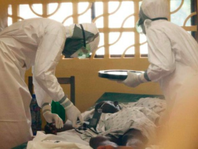 Senate Aide: Committee Staff In 'Regular Contact' with CDC, CBP about Ebola Outbreak