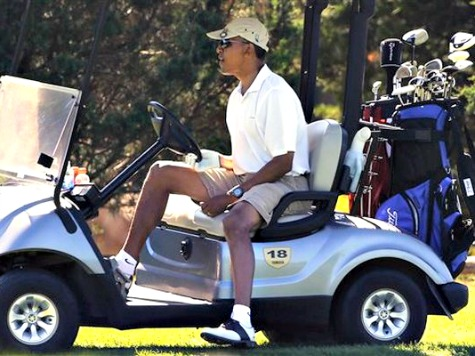 White House: No Change in Obama Vacation or Fundraising Plans