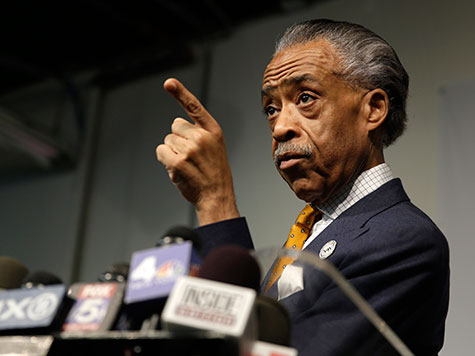 Al Sharpton Heads to St. Louis Following Riots