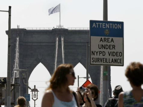 German 'Artists' Confess to Replacing American Flag with White Flag atop Brooklyn Bridge