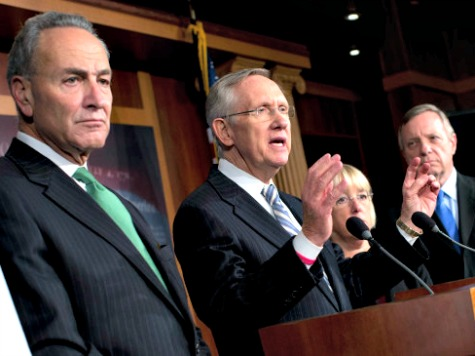 Top Senate Dems Running Away from Exec Amnesty