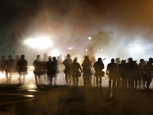 Missouri Highway Patrol Takes Control of Ferguson Away from Local Police