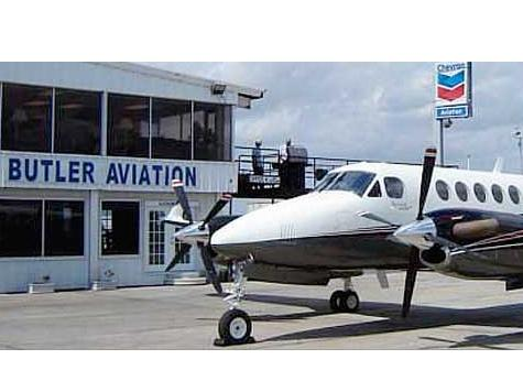 Owner Of Charter Flight Company Won't Confirm Landrieu Claim