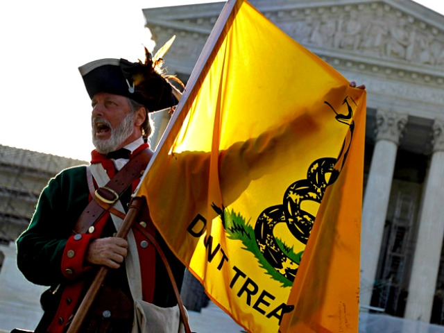 Tea Party Patriots: Call Congress to Oppose Omnibus