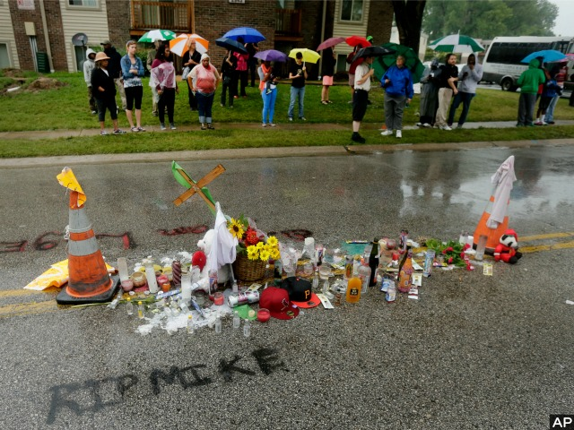 Eyewitness: Michael Brown Ran from Cop Car, 'Doubled Back' and Charged at Officers