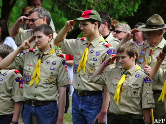 Feds Spend Over $19,000 to Conclude Boy Scout Allegations Against Border Protection 'Unsubstantiated'
