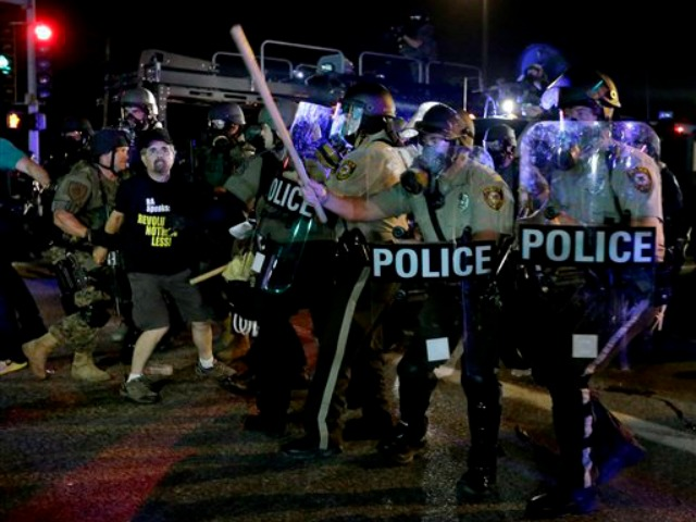Live Updates: Ferguson Mayhem Continues Without Curfew
