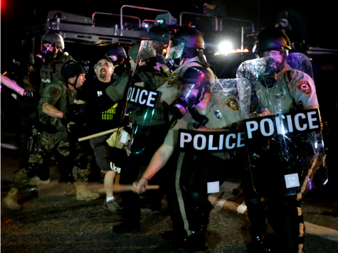 Media Fail: Poll Shows Increase In Support for Ferguson Police