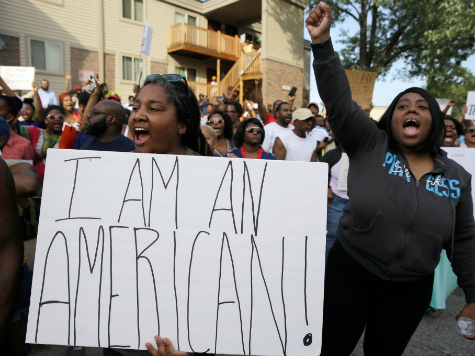 Most Black Ferguson Residents Complaining of 'White Power Structure' Didn't Vote